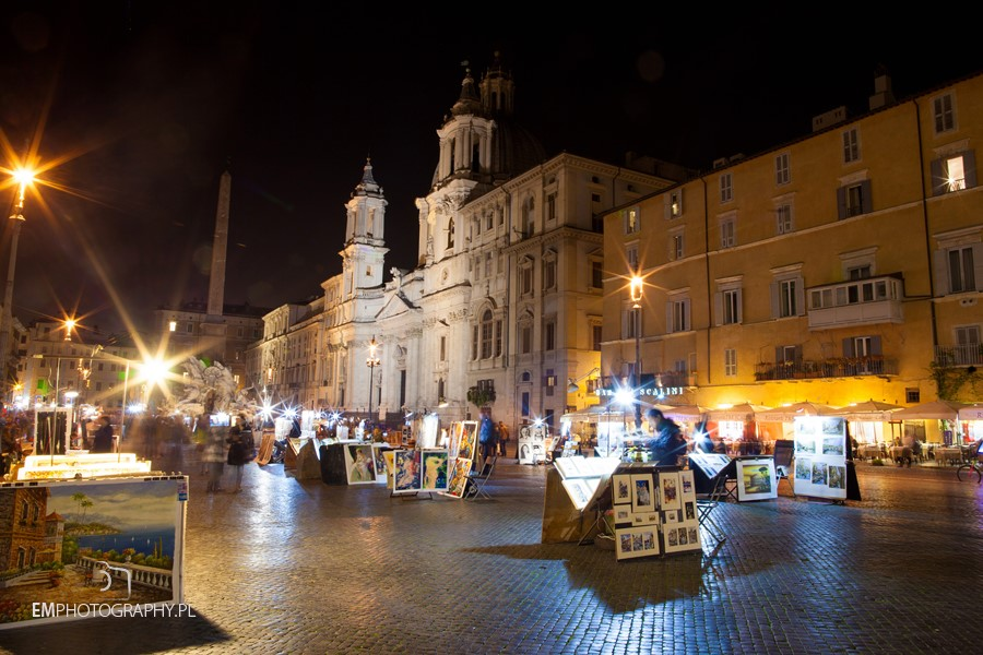 piazza navona plac